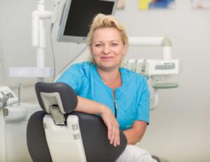asystentka stomatologiczna Barbara Kwitek