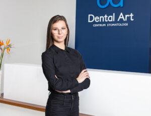Weronika Kasza recepcjonistka dentysta jaworzno